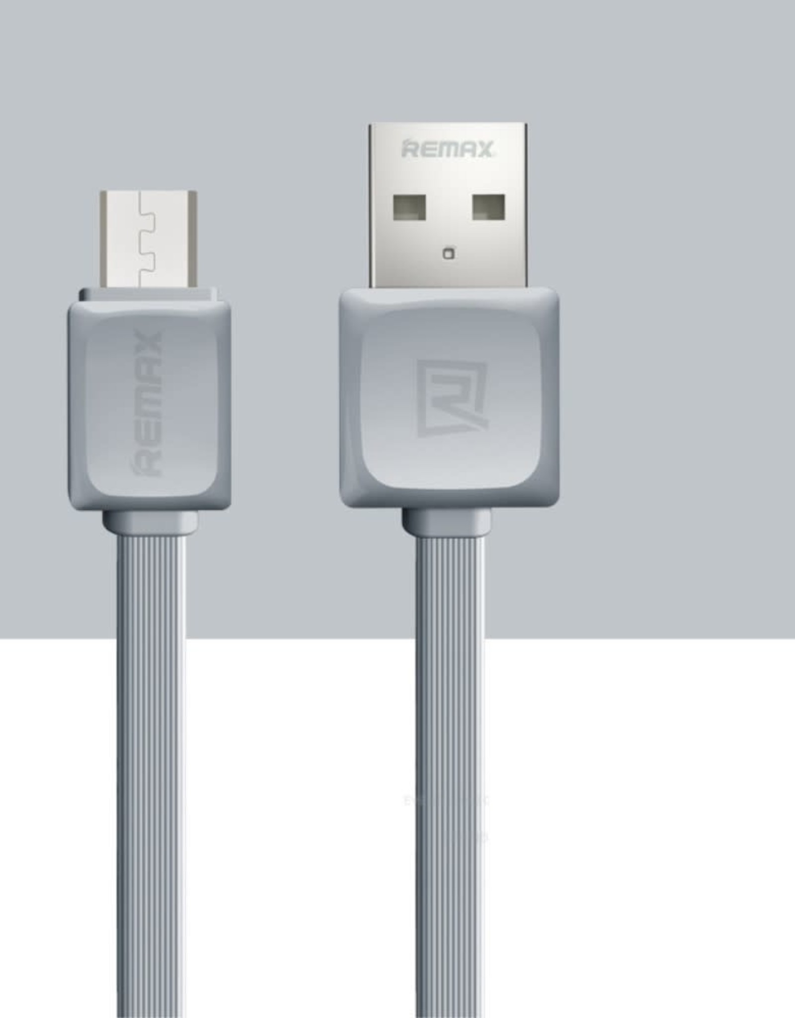 REMAX Fast Data Charging Cable Micro USB Cord - Grey