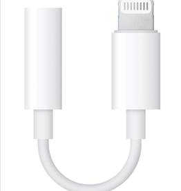 Apple Apple Lightning to 3.5 mm Headphone Jack Adapter | Apple AUX to USB Cable
