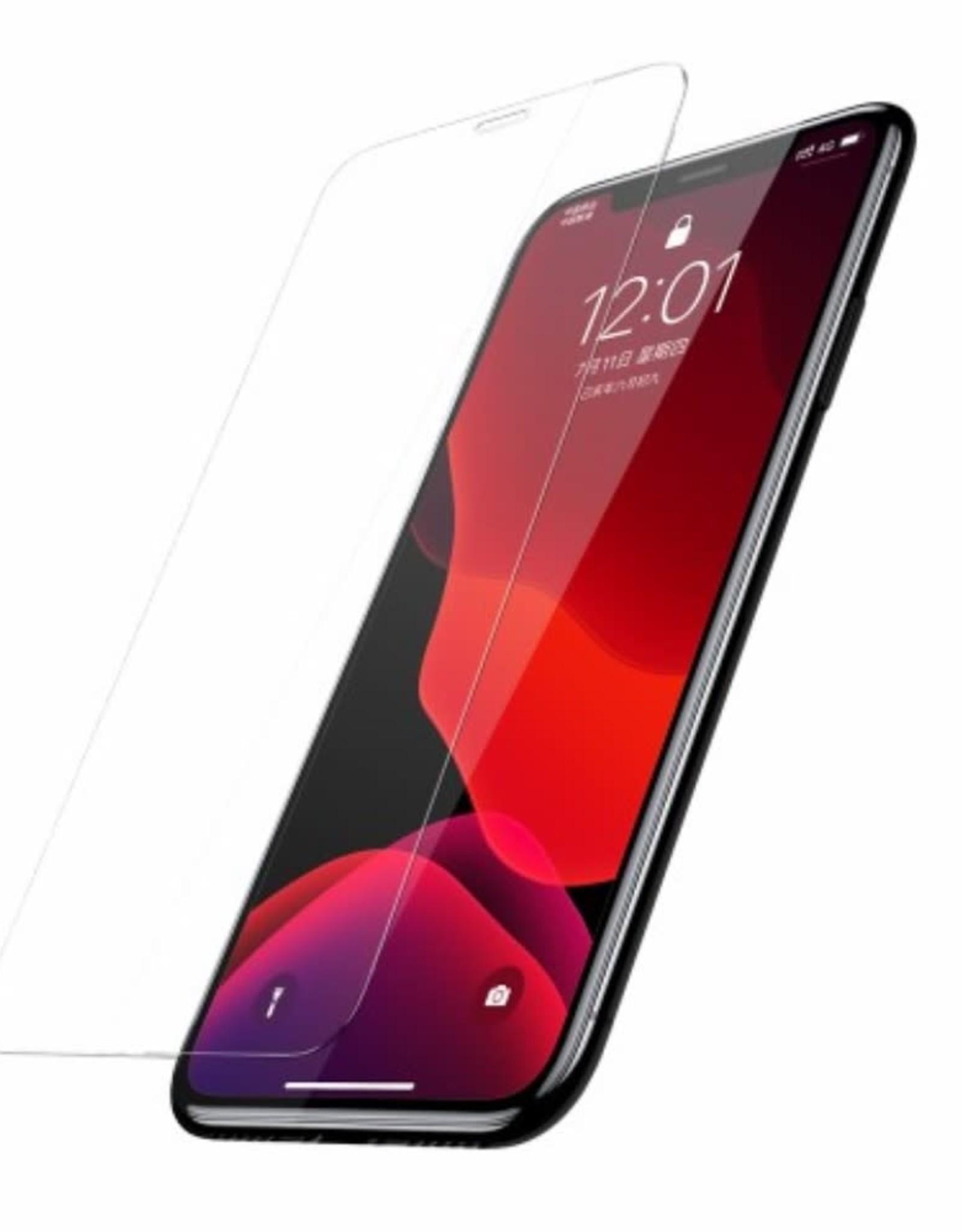 iPhone XR / 11 Premium Tempered Glass Screen Protector (Retail)