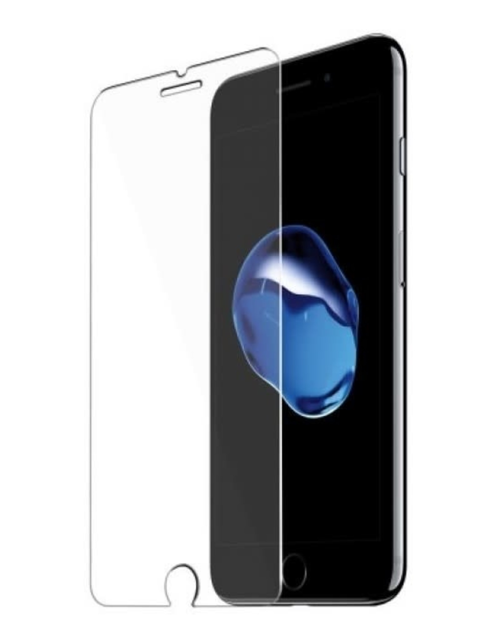 Apple iPhone 6, 7 & 8 Premium Tempered Glass Screen Protector (Retail) Clear