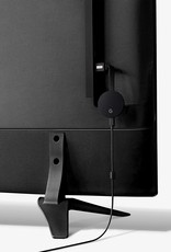 Google Google - Chromecast Ultra 4K Streaming Media Player - Black