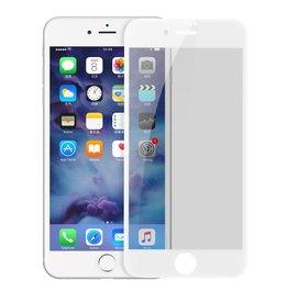 Baseus iPhone 7P, 8 Plus White Border Privacy Baseus Tempered Glass Screen Protector