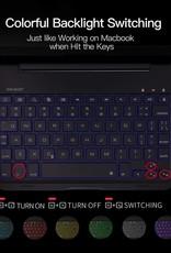 iPad Mini 4 & 5 Dux Ducis Keyboard Case - Black