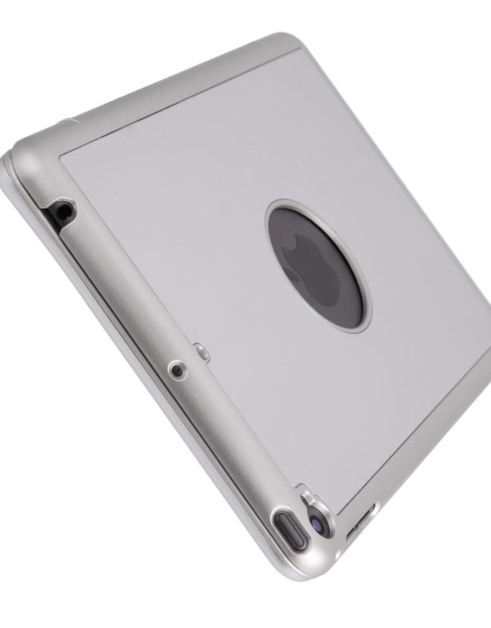 iPad Mini 4 & 5 Dux Ducis Keyboard Case - Silver