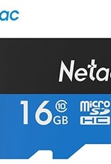 Netac 16GB SDHC U1 Class10 Memory Card Ultra High Speed UHS-I TF Cards Micro SD Card