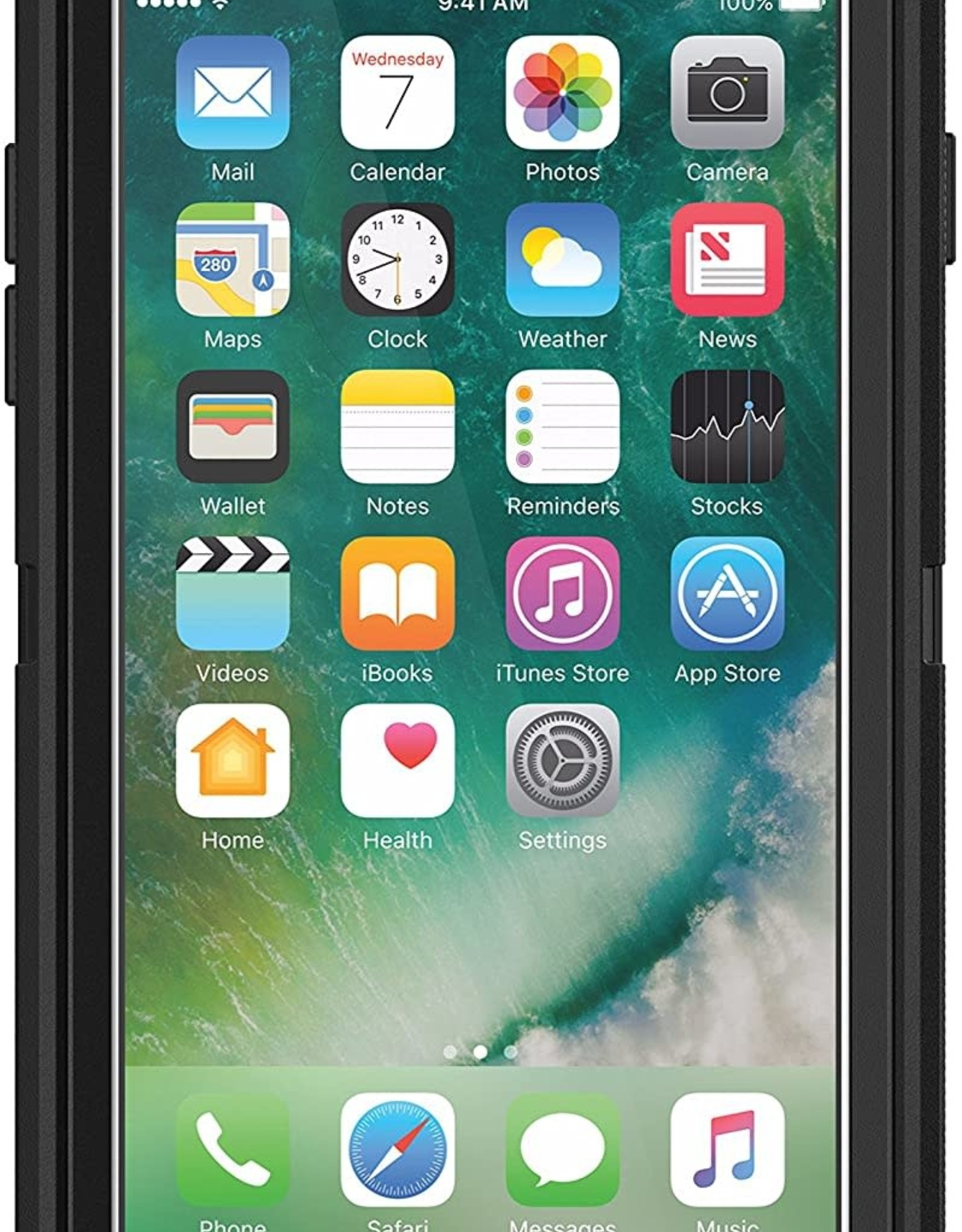 Otter Box OtterBox Defender iPhone 6, 7, 8 w/ Screen Protector