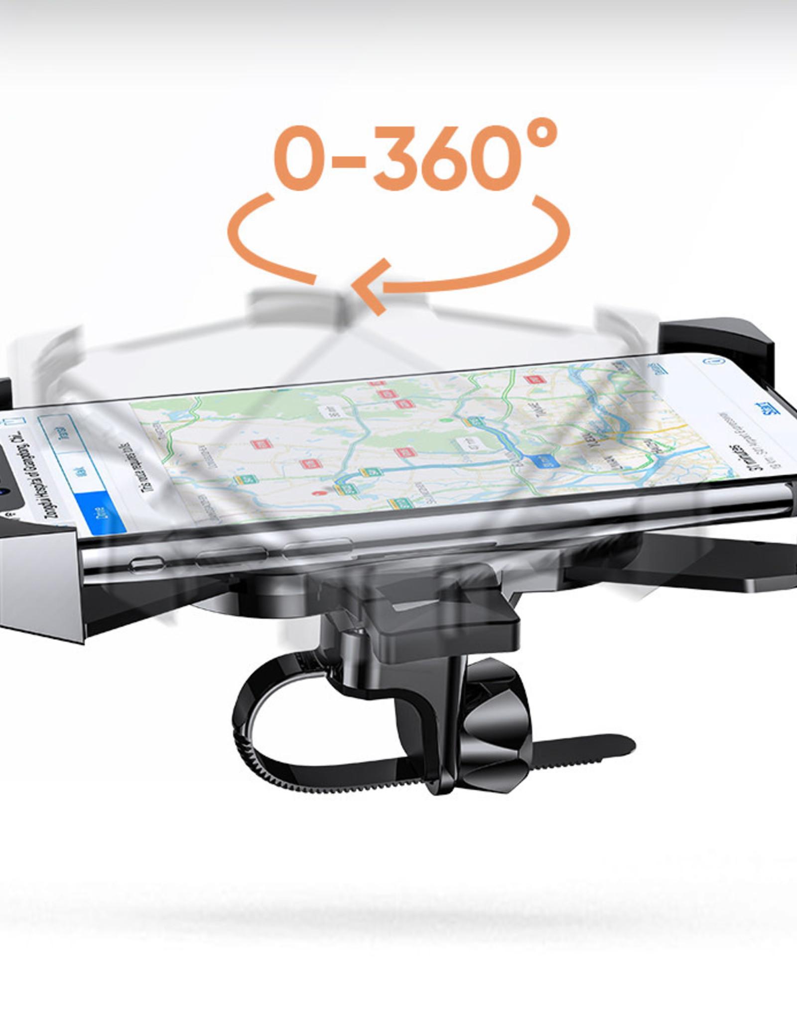 Joyroom JR-OK5 Bicycle | Bike & Motorcycle Phone Mount