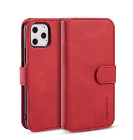 D.G Ming Retro Style Wallet Case iPhone