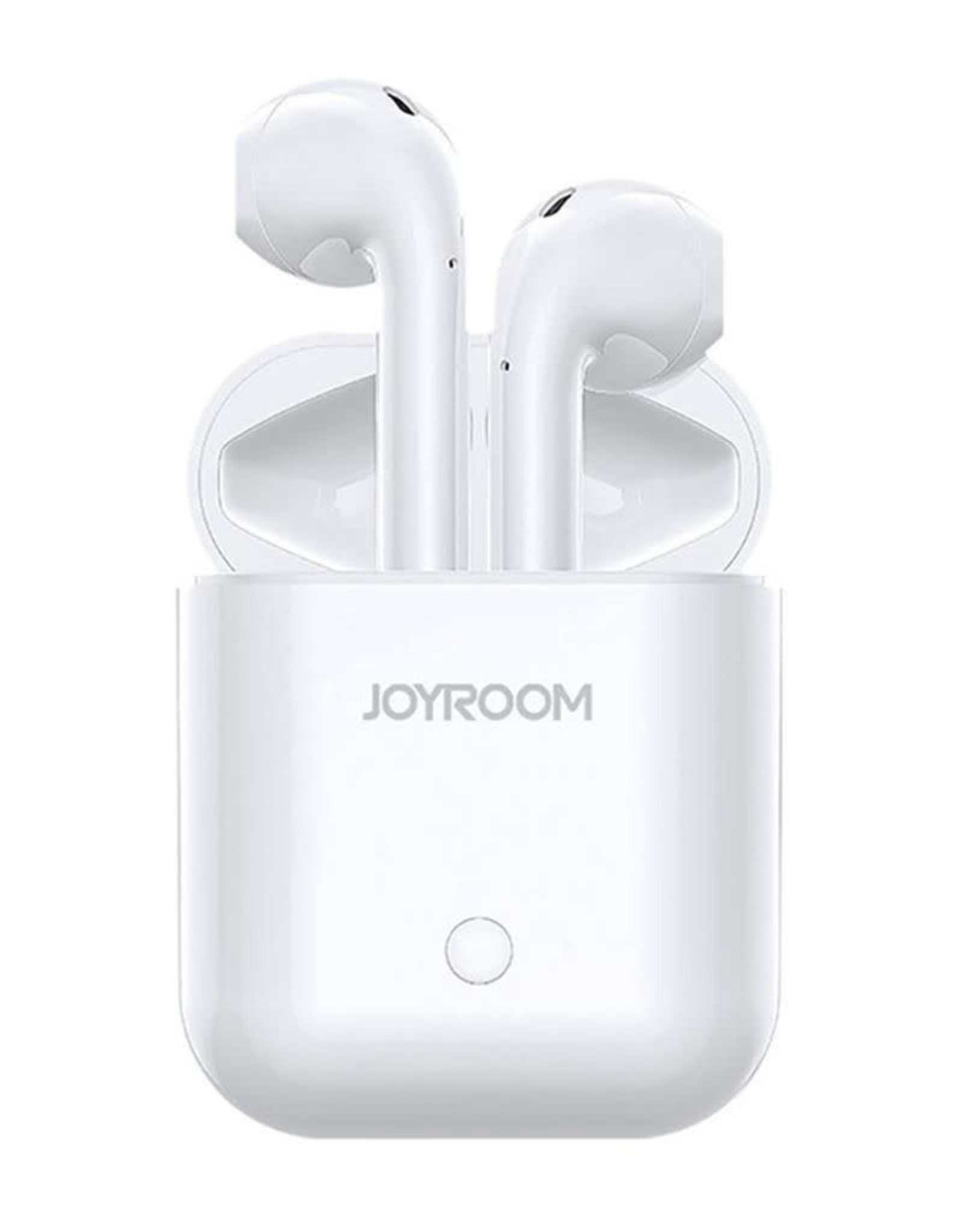 JoyRoom JR-T03S Binaural TWS Bluetooth Headsets AirPods - White