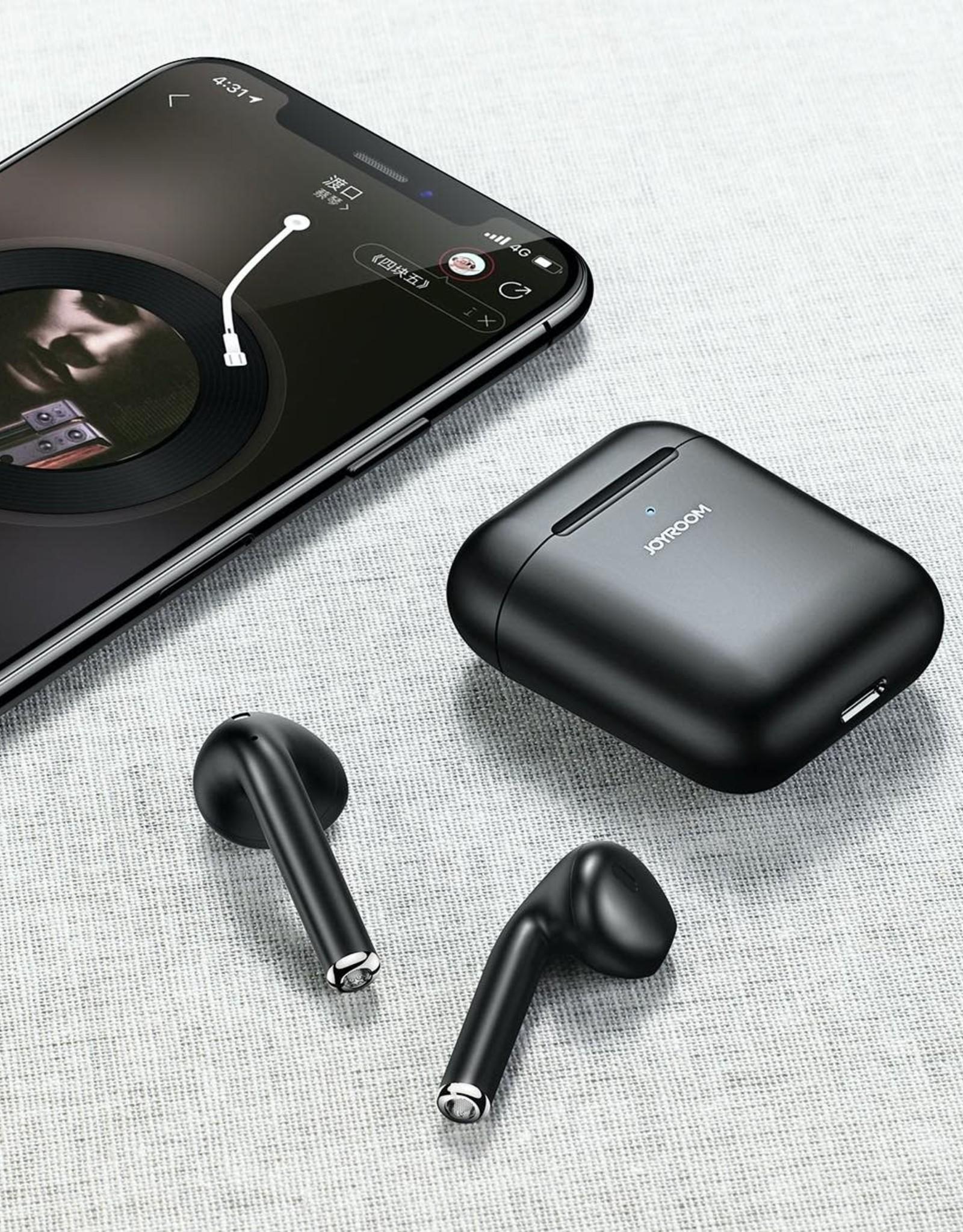 JoyRoom JR-T03S Binaural TWS Bluetooth Headsets AirPods - Black