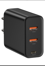 BASEUS 60W 2 USB Fast Charging Wall Charger