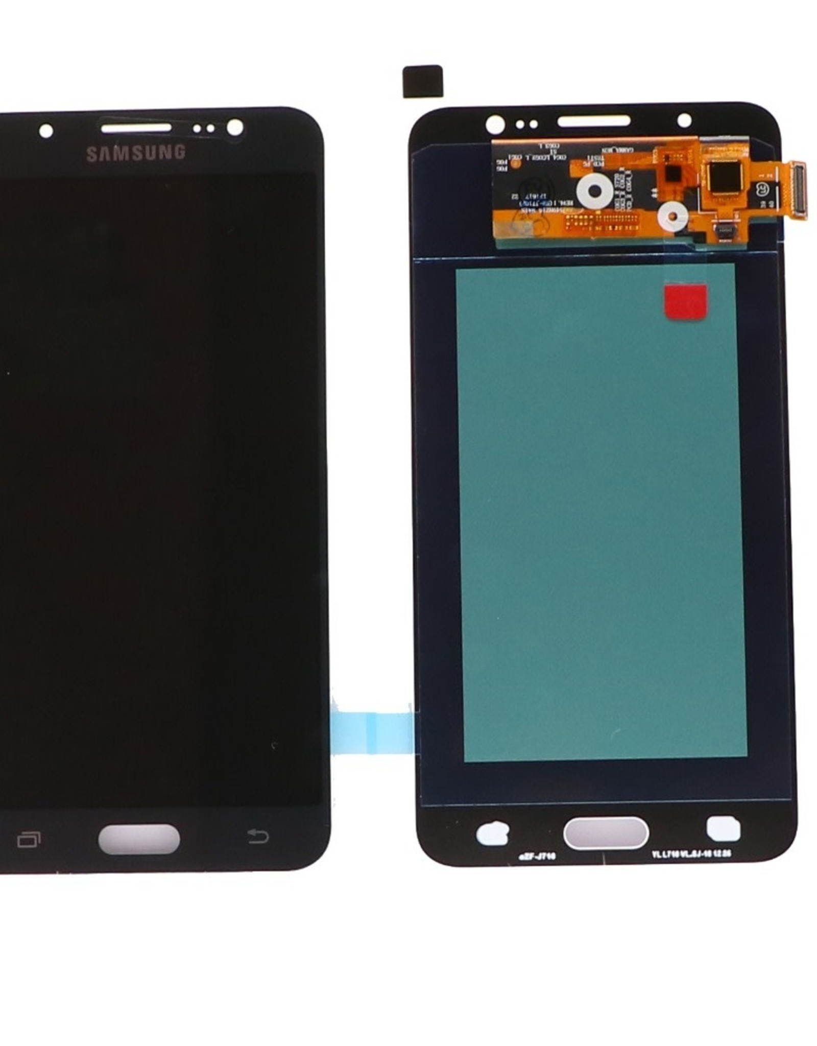 Samsung Samsung Galaxy J7 2016 Screen Replacement-LCD Display Touch Screen Glass Digitizer J710 SM-J710 J710DS J710H J710MN J710GN J710K J710FN / On8 J710F J710FZ J710DF SM-J710MN AMOLED Assembly