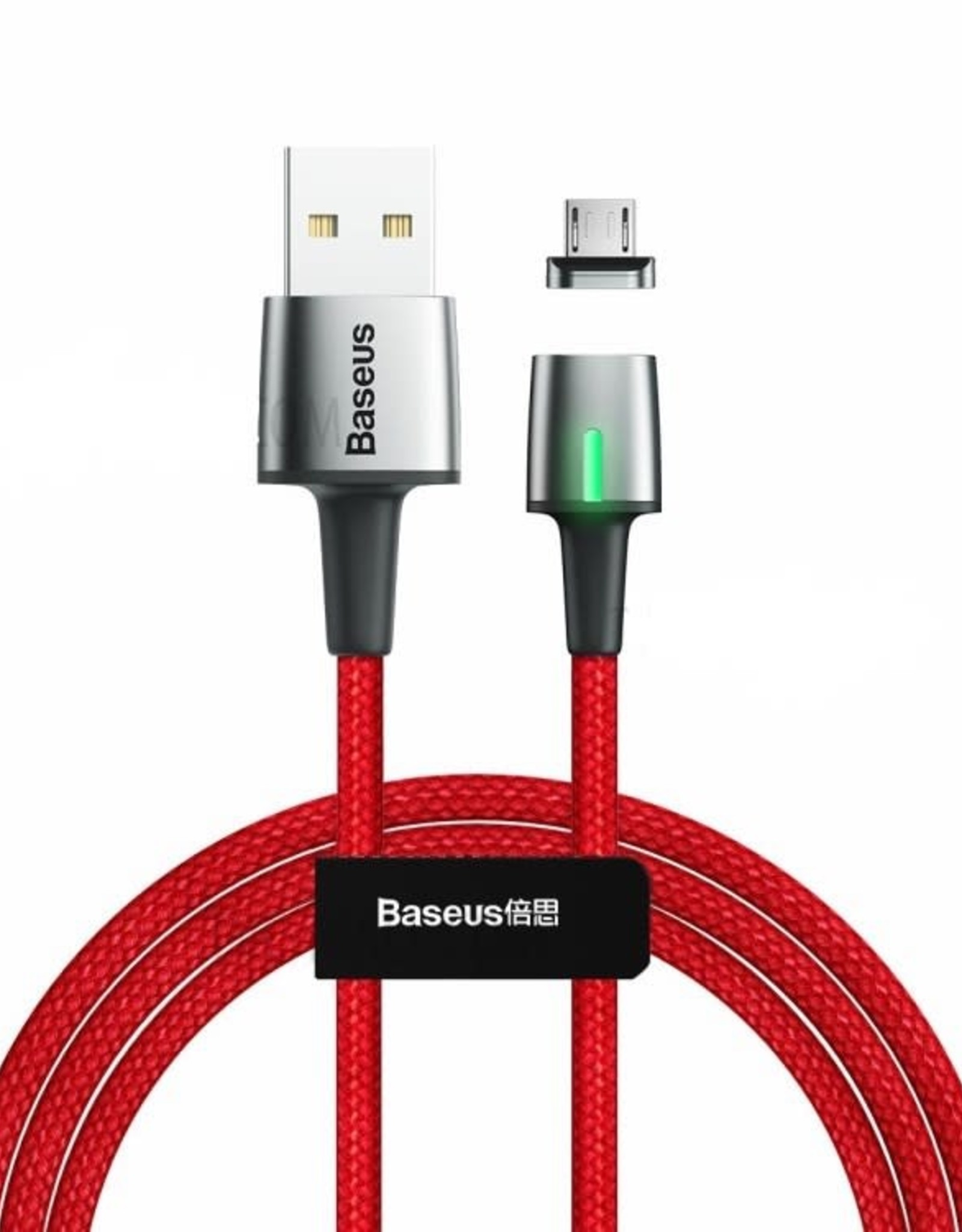 Baseus BASEUS 2M 1.5A Micro Zinc Magnetic USB