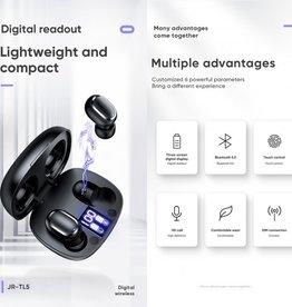 Joyroom TWS Wireless Earphone With Display JR-TL5