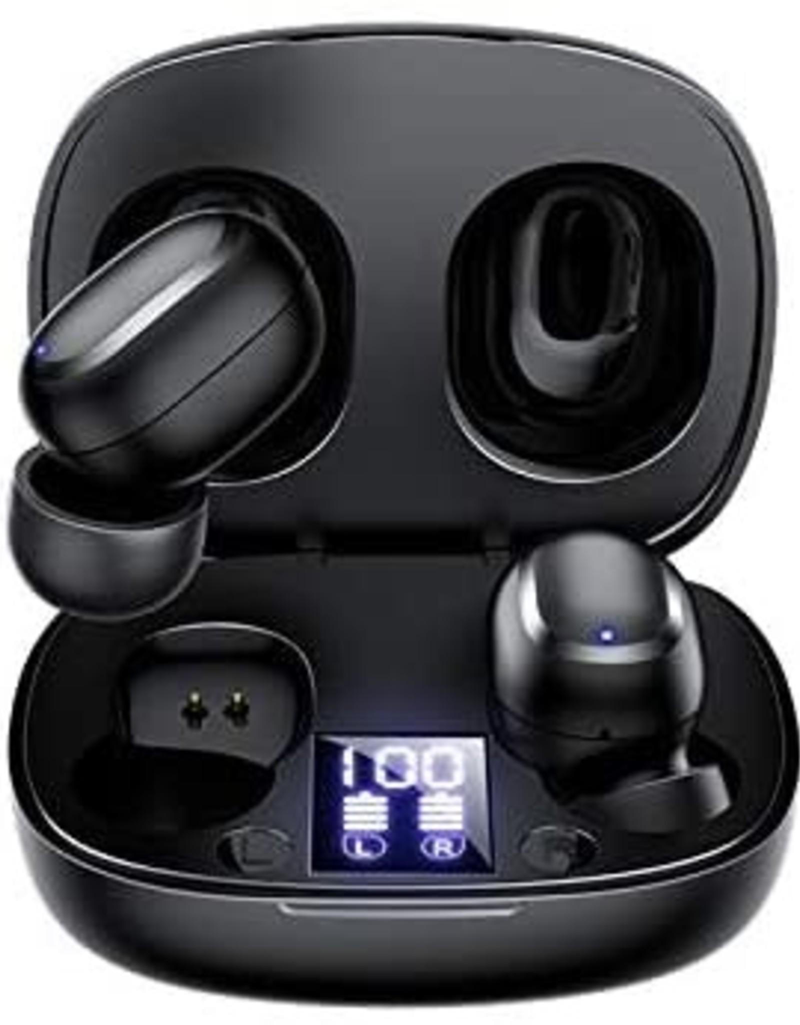 Joyroom TWS Wireless Earphone With Display JR-TL5