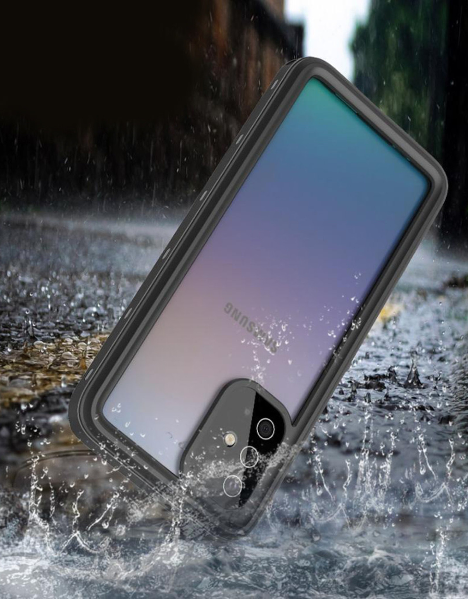 Redpepper Dot+ Water Proof Snow Proof + Shock Proof + Dirt Proof + Case Cover