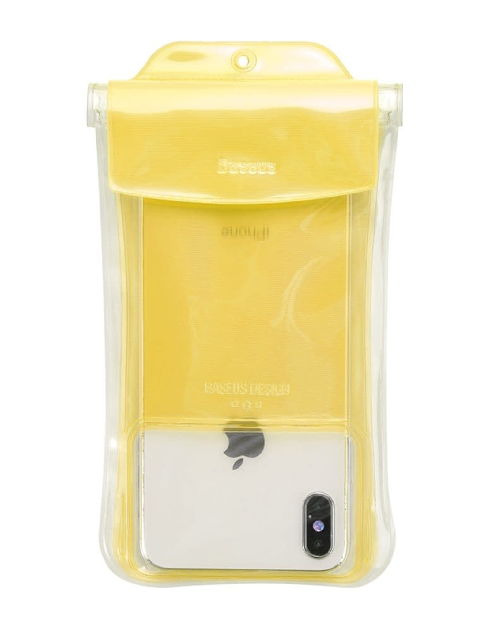 Baseus Airbag Waterproof Case - Yellow