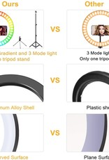 RGB LED RING LIGHT