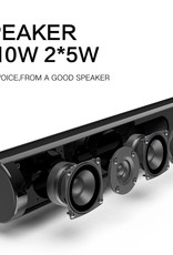 LP-1807 Soundbar Wireless Bluetooth 50W Sound Bar Split/Intergral/Wall-Mounted Subwoofer Soundbar