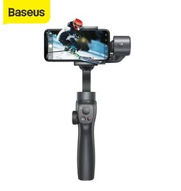 Baseus Baseus Bluetooth Selfie Stick 3-Axis Handheld Gimbal Stabilizer for Mobile Devices