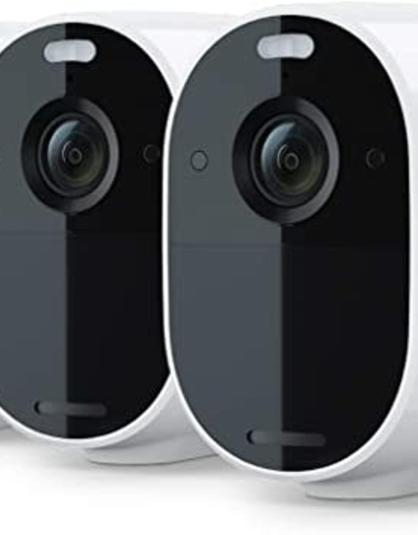 Arlo Essential - 3 Camera White