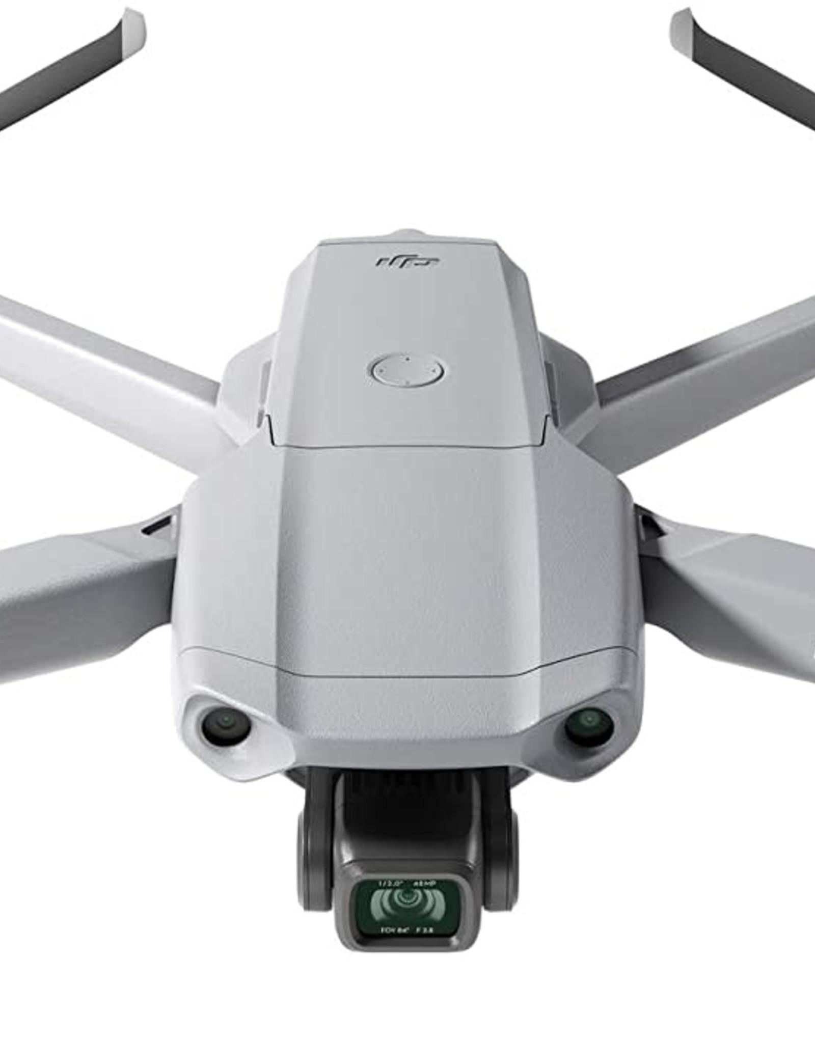 "Dji DJI Mavic Air 2 (Stand Alone) - Drone Quadcopter UAV with 48MP Camera 4K Video 8K Hyperlapse 1/2"" CMOS Sensor 3-Axis Gimbal 34min Flight Time ActiveTrack 3.0 Ocusync 2.0, Gray"