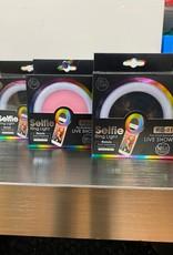 RGB Selfie light Ring Light