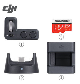 Dji DJI Expansion Kit for Pocket 2 and Osmo Pocket