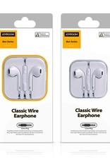 Joyroom Joyroom JR-EP1 Earphone Ben Series Smart Quality Earphone Wired Headset without Mic