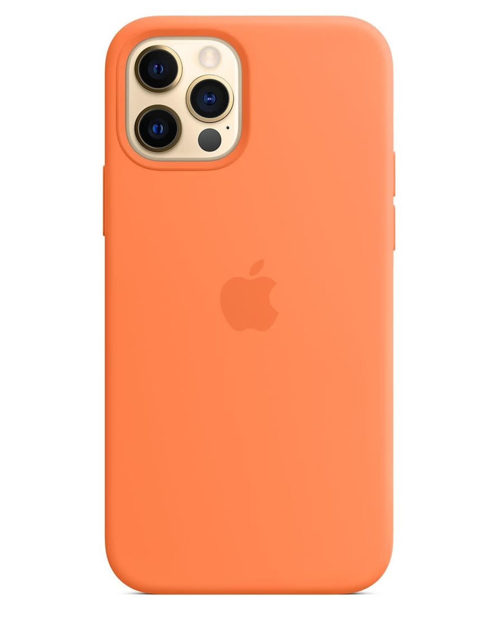 iPhone 12/12 Pro MagSafe Silicone Case (V3)