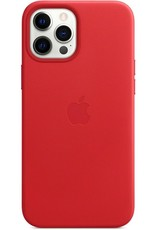 iPhone 12 Pro Max Leather MagSafe Case (V3)