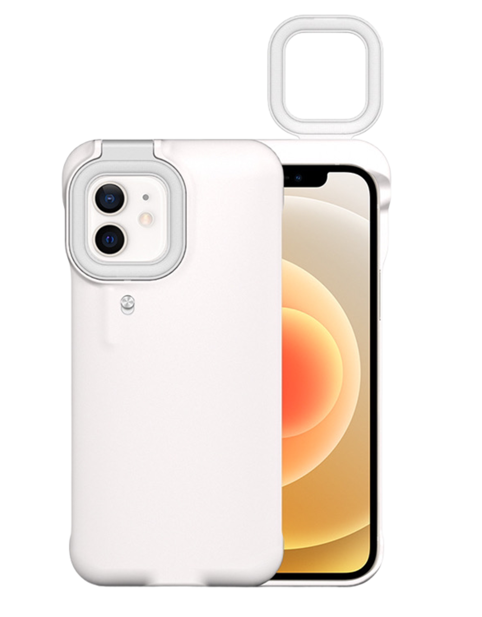 iPhone 11 Pro Max LED Ring Case
