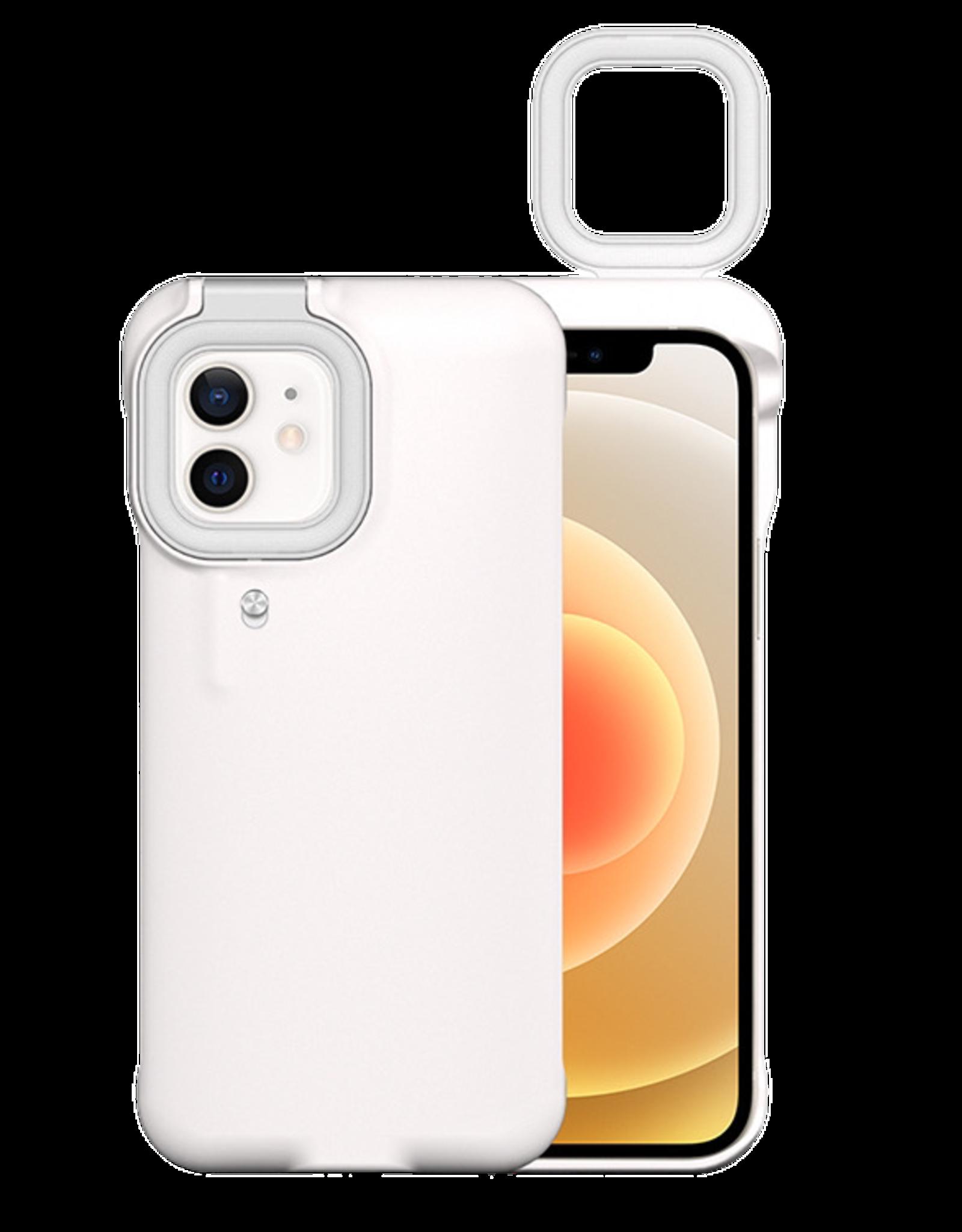 iPhone 12/12 Pro LED Ring Case