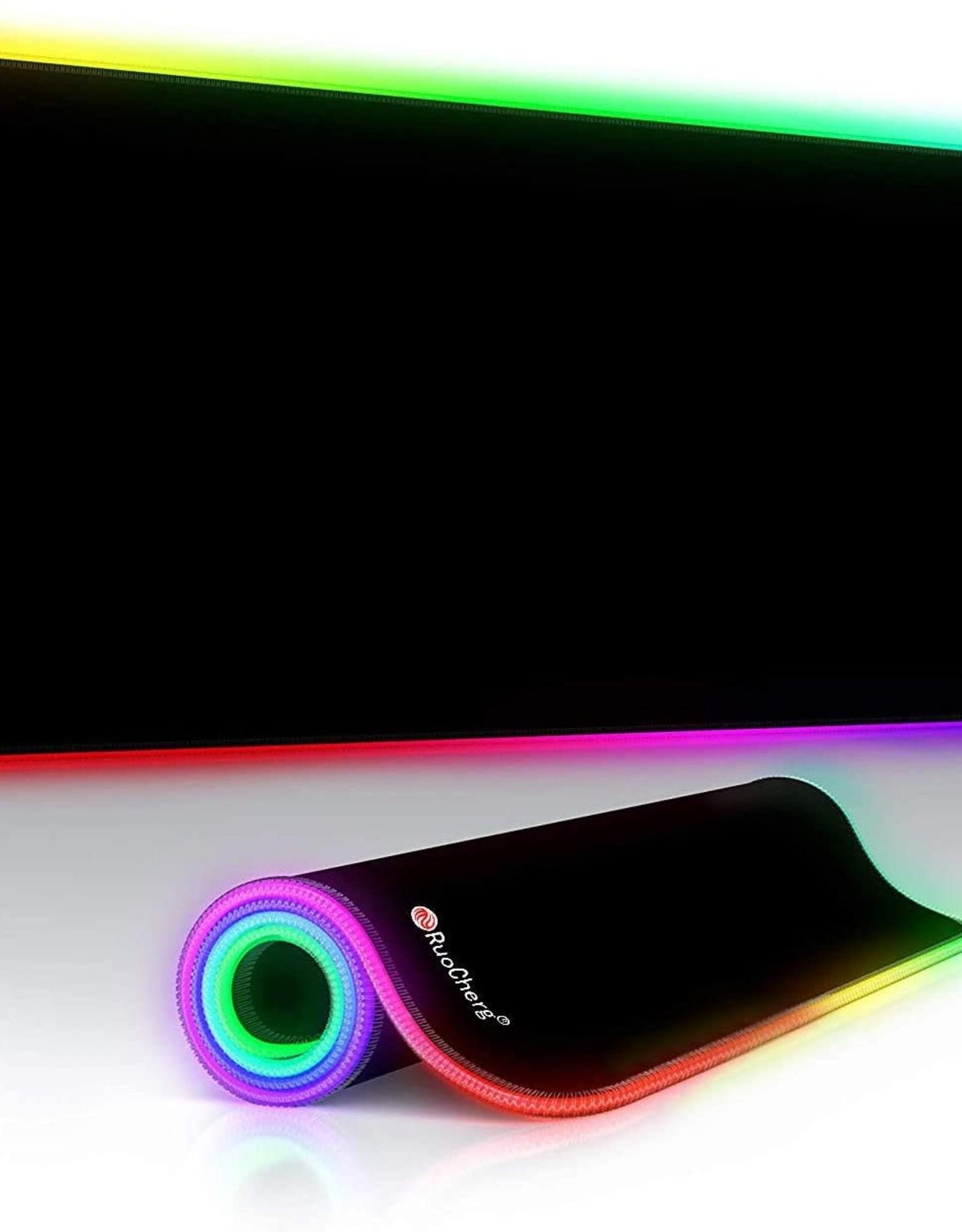 RGB mouse pad 300*800*4mm
