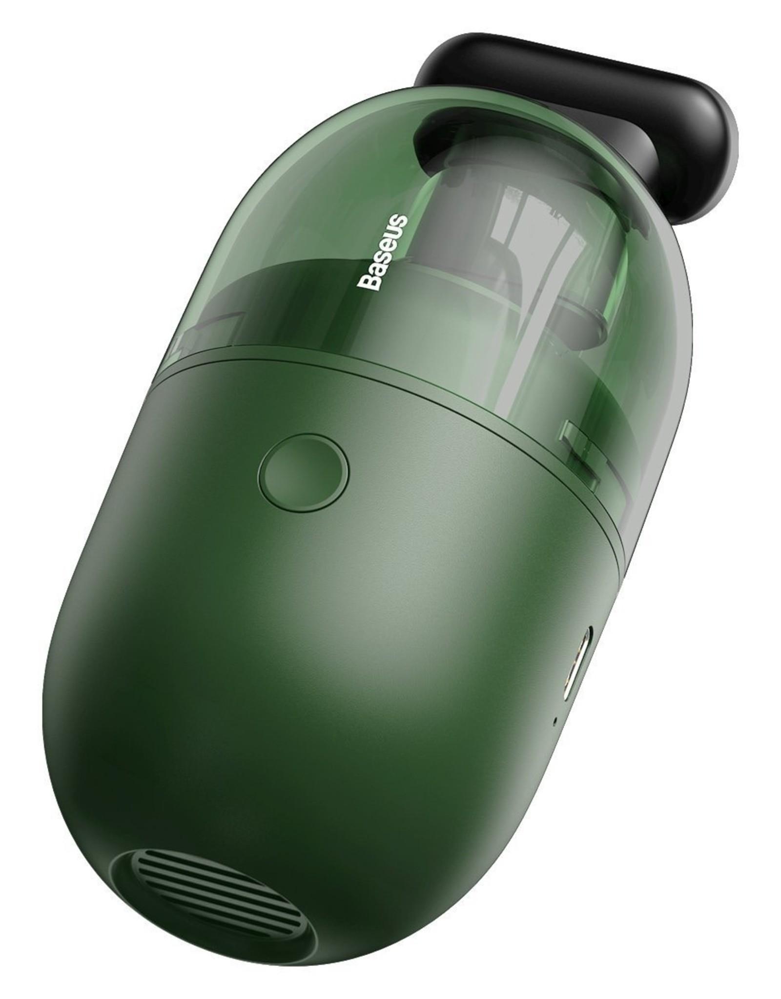 Baseus C2 Desktop Capsule Vacuum Cleaner Green