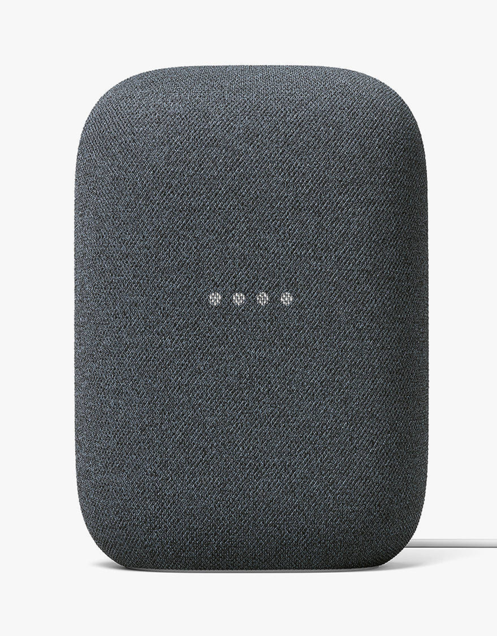 Google Google - Nest Audio - Smart Speaker - Charcoal