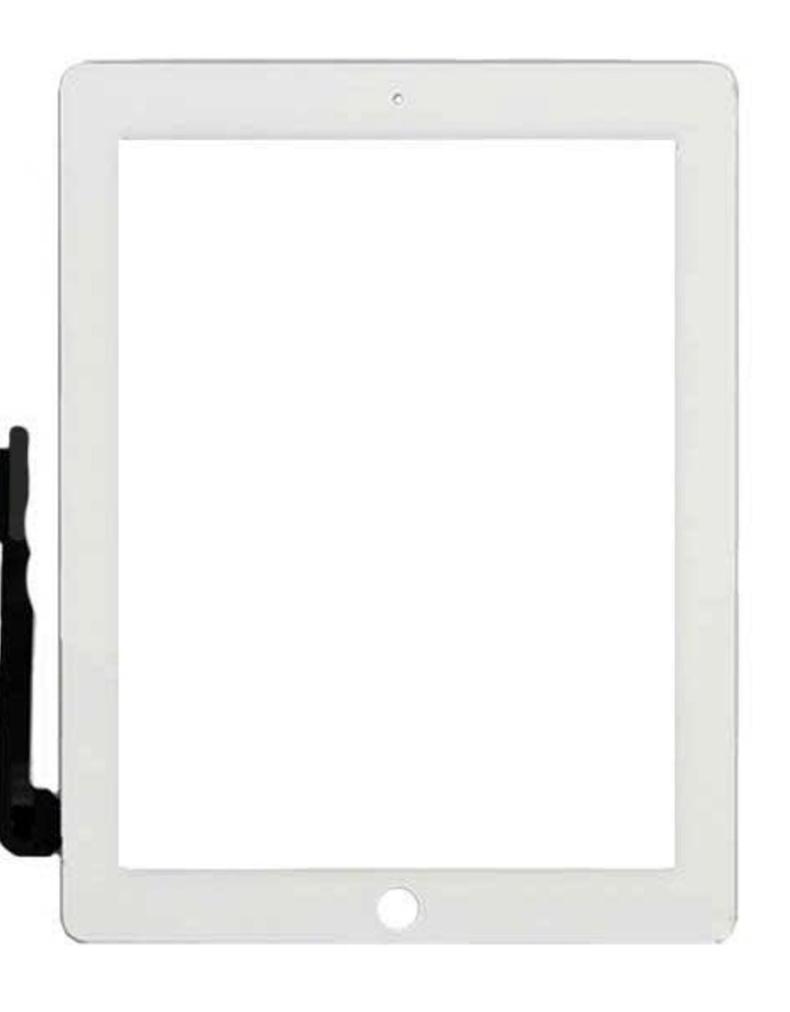 Apple IPad 3/4 Digitizer Replacement white