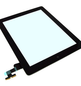 Apple IPad 2 Digitizer Replacement black
