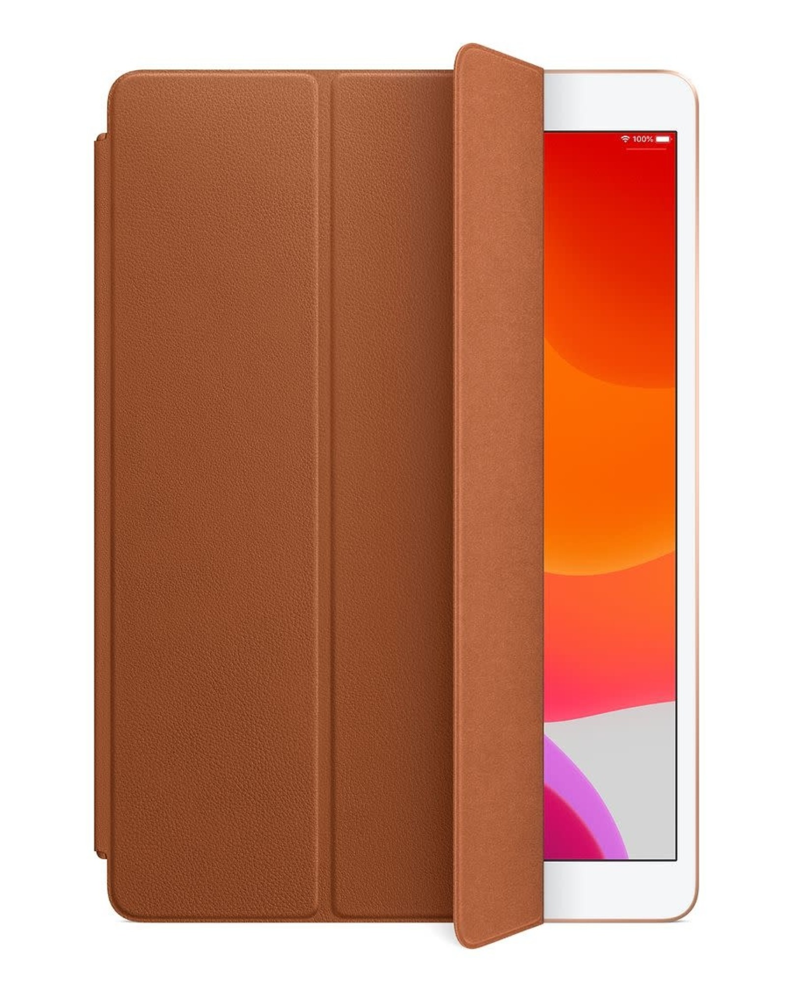 Apple Apple iPad Leather Smart Case