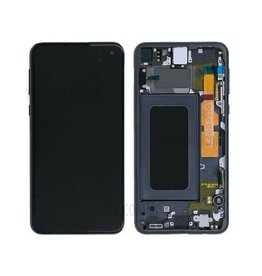 Samsung Samsung Galaxy S10e G970  OEM LCD Screen and Digitizer Assembly + Frame Replace Part- Black