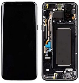 Samsung Samsung Galaxy S8+ Plus G955F G955A G955P G955V G955T G955R4 LCD Touch Screen Display w/ Frame Assembly