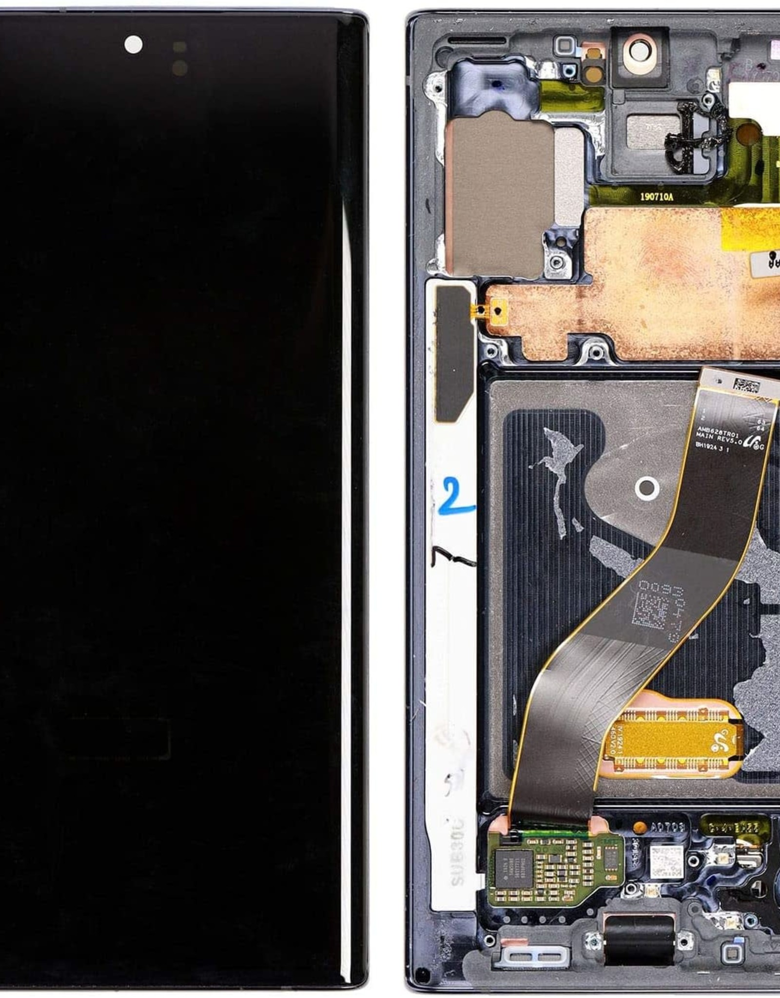 Samsung Galaxy Note10 Display N970F N970 N9700 LCD Touch Screen Digitizer w/ Frame Assembly