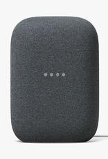 Google Google - Nest Audio - Smart Speaker - Chalk