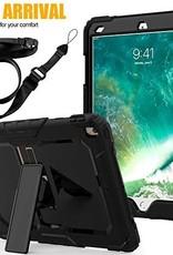 Shockproof Clear Back Cover Tablet Case