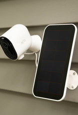 Arlo Solar Panel Charger for Arlo Ultra/Pro 3 Security Cameras - White/Black
