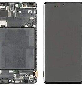 Samsung 6.7''  Samsung Galaxy LCD  A71 A715 A715F A715FD Display Touch Screen (Digitizer ONLY)
