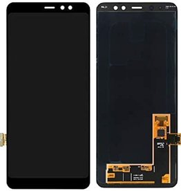 A8 Plus LCD Screen Replacement for Samsung Galaxy A8+ A8 Plus 2018 SM-A730FDS A730 SM-A730F A8 Plus A8+ 2018 6.0 LCD Touch Screen Digitizer Glass Display