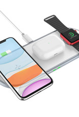 5 in1 Wireless Charger White
