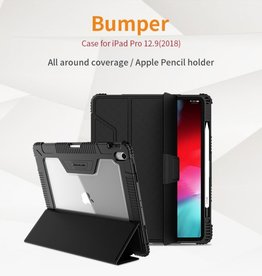 Nillkin Nillkin Flip Case iPad Pro 12.9-inch 3rd generation (2018)