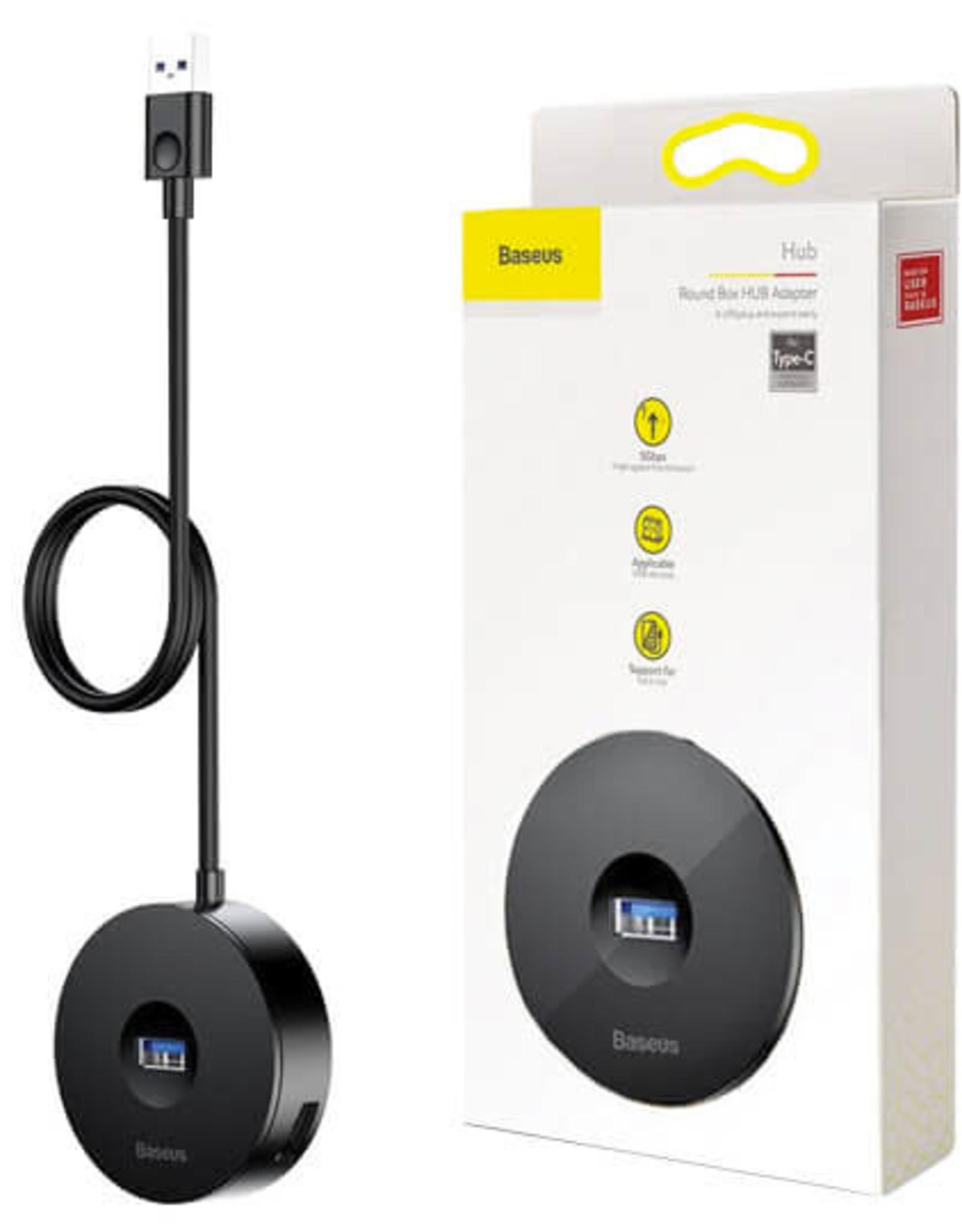 Baseus Baseus Round Box HUB Adapter for USB